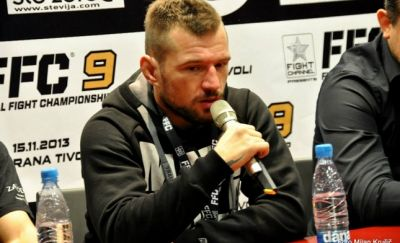 Krušic: Racic and I are not the same fighters we were four years ago when he defeated me
