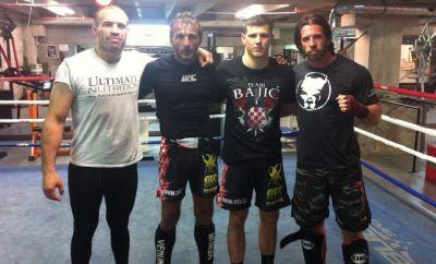Pokrajac helps Bajic prepare for FFC in Zadar