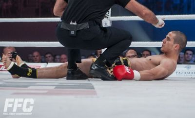 Emkic: One day in a rematch, El Bouni will end up on his back