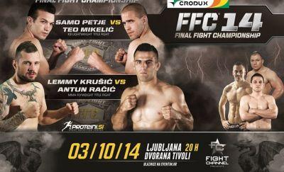 FFC 14 Ljubljana poster revealed! (PHOTO)