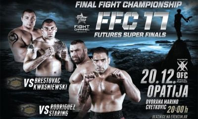 FFC Futures Super Finale: Futures winners and heavyweight champions!