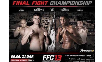 FFC 13 Zadar fight card revealed!