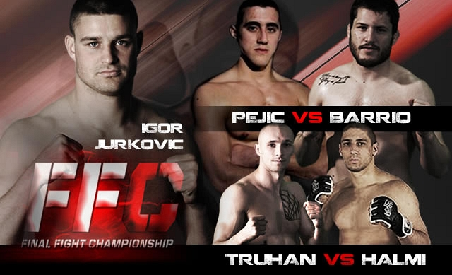 FFC spectacle in Porec: Two title matches and epic bouts!