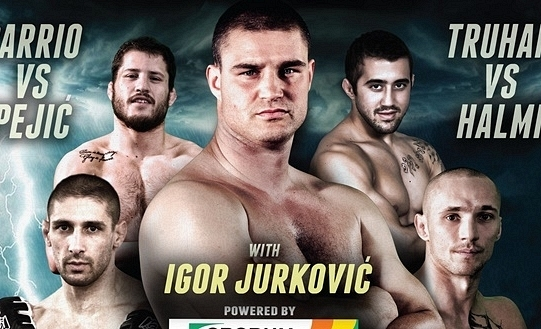 Jurkovic gets opponent, official FFC 15 poster revealed!