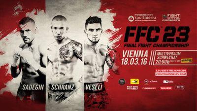 FFC 23 Vienna: Latest Fight Card Changes!