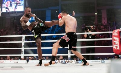 Gerges beats Zhuravlev in an awesome fight, Jurkovic on his way to the FFC top!