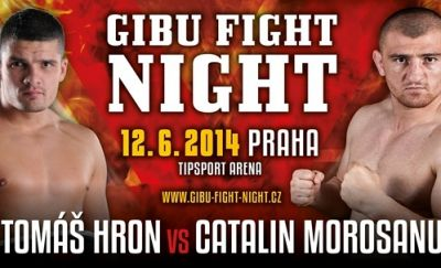 Tomaš Hron continues with victories: His 12th victim was Catalin Morosanu!