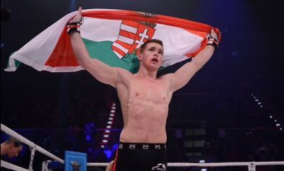 Laszlo Senyei: FFC is my home, I want to defend my belt in Budapest