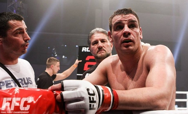 Ante Delija: Wrestling is the strongest segment of my fighting style