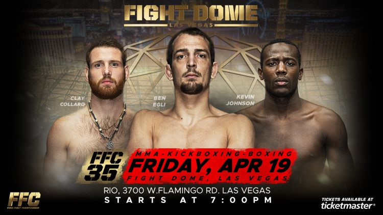 FFC 35: Full Fight Card!