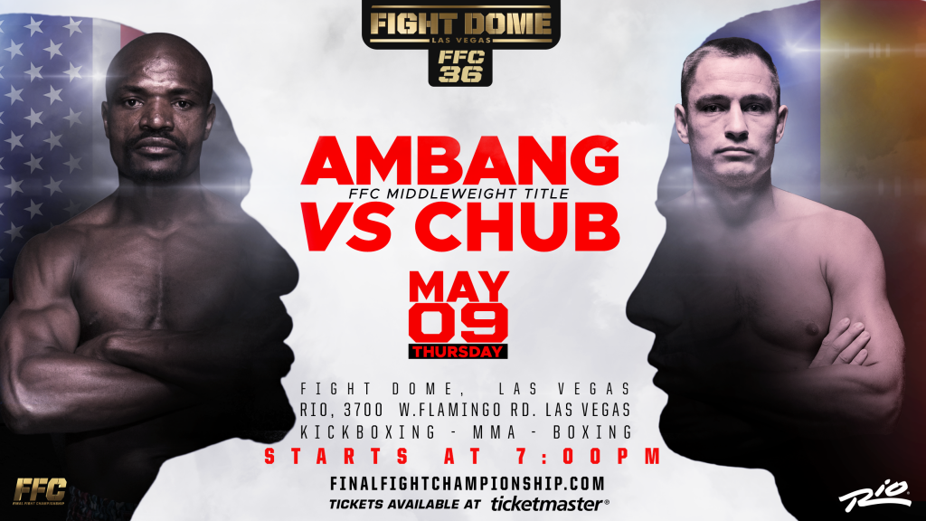 Chub Outclasses Ambang to Retain Middleweight Crown!