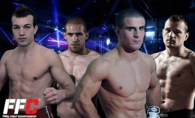 FFC coming back to Ljubljana, Slovenia, with its first title fights!