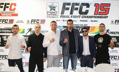 "Jurkovic and Truhan determined to win the titles, Croata irritated for not being presented as ""local fighter""!"