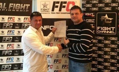 FFC in Vienna with its partner Gym 23!