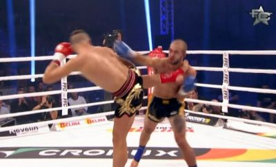 Check out brutal FFC 14 KO's! (VIDEO)