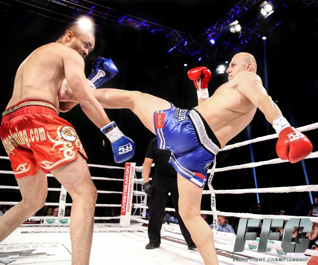 FFC 28: Middleweight champion Denis Marjanović vs. undefeated Andi Vrtačić
