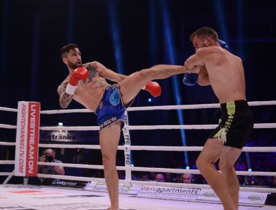 FFC 30's Thomas Leitner to Fabio di Marco: 'You are in for a very hard fight and toughness you haven't seen before!'