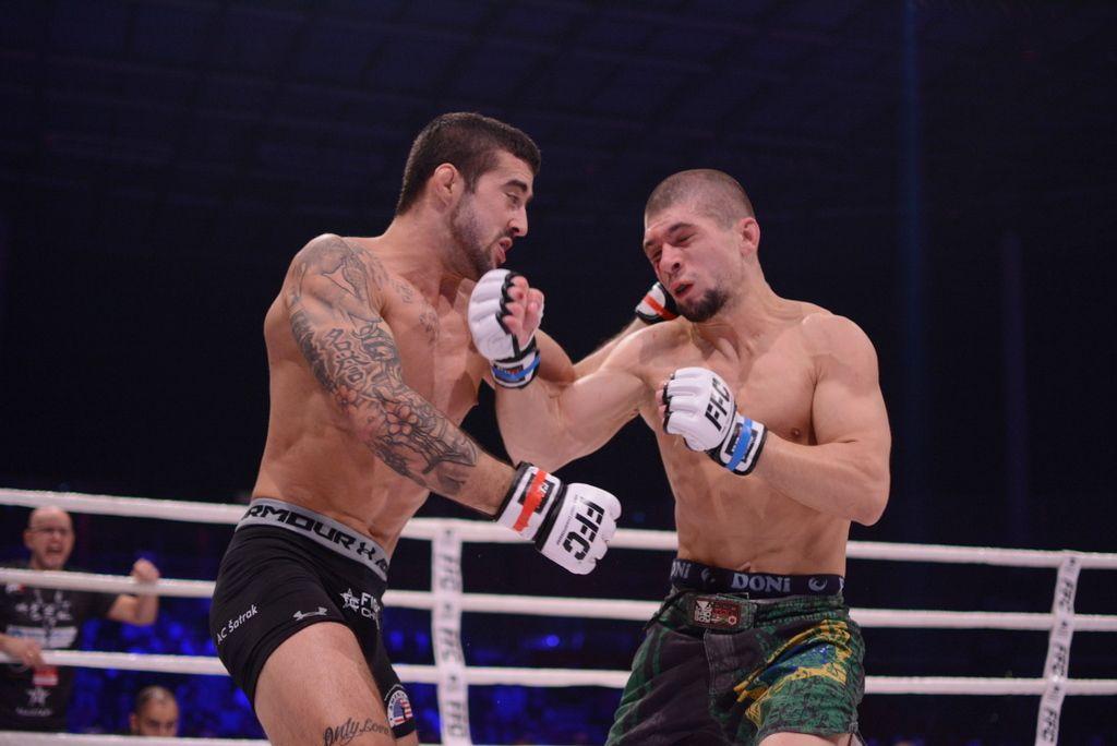 FFC 30 Free Fight: Filip Pejic vs. Ahmed Vila