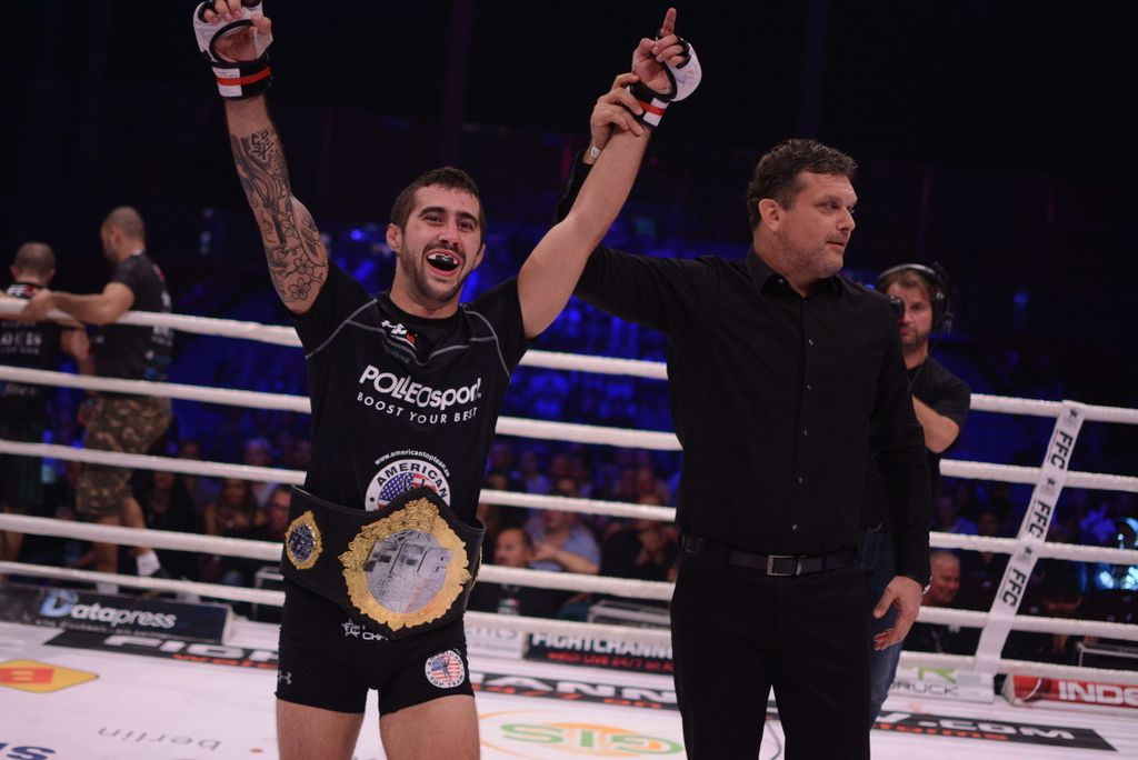 FFC 30: Filip Pejić in his second title defense, FFC reveals his opponent