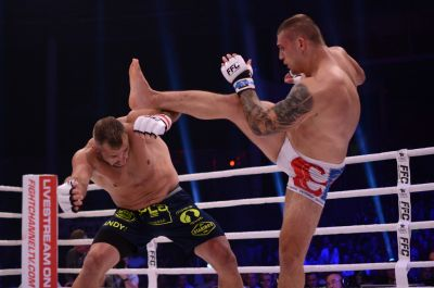 Darko Stošić on FFC 28: 'Zahariev got fat. I will try to avoid his ground game'