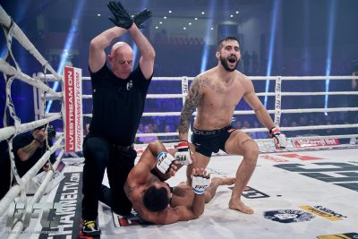 Watch some of the best FFC 30 matches FREE!