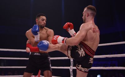 FFC 30 Free Fight: Samo Petje vs. Eyevan Danenberg