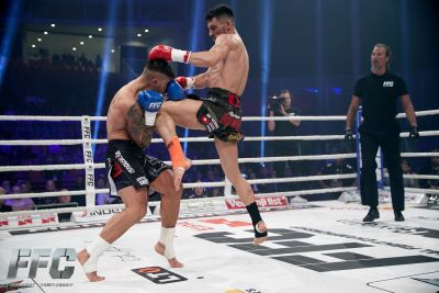 FFC 30 highlights: Check out the best kickboxing moments!