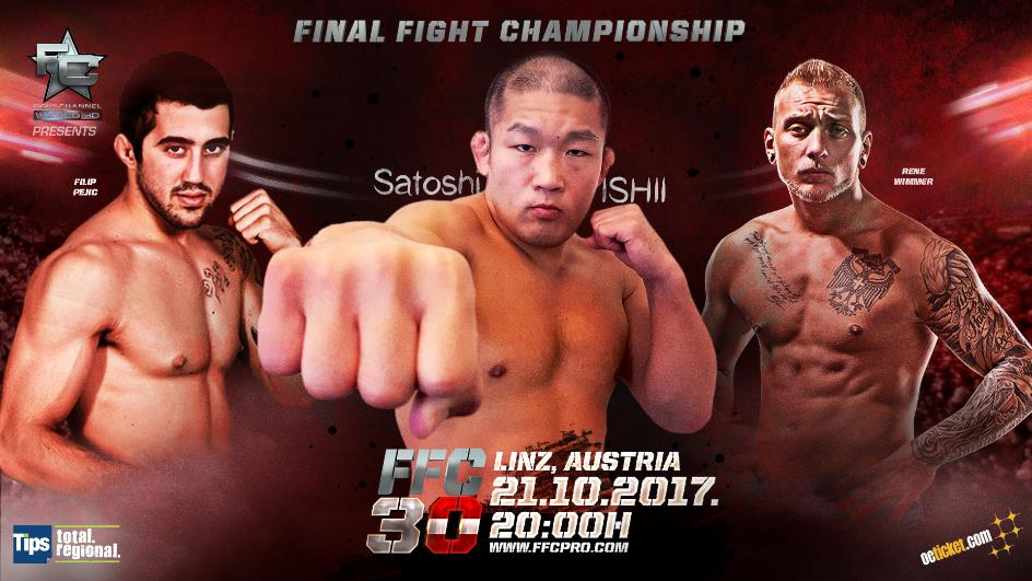 FFC 30 MMA full fight card: Satoshi Ishii headlines FFC 30, Pejić defends title in co-main event