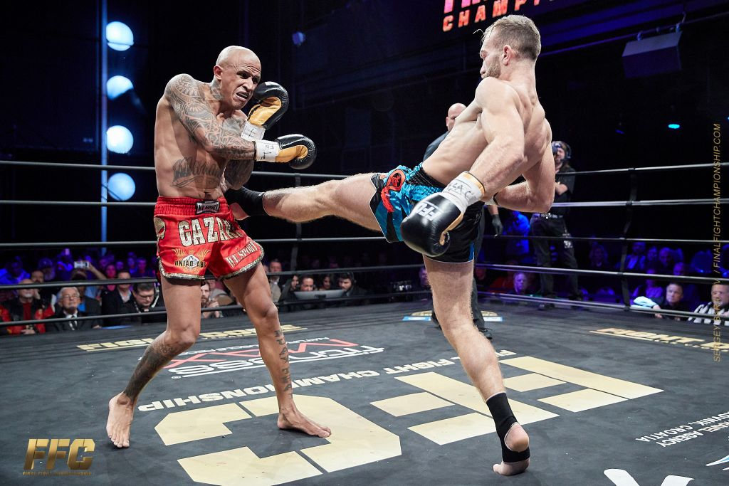 Kickboxing Rocks The Dome at FFC 34