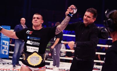 "Stošić: ""I will probably defend the belt soon, I heard Staring wants a rematch…"""