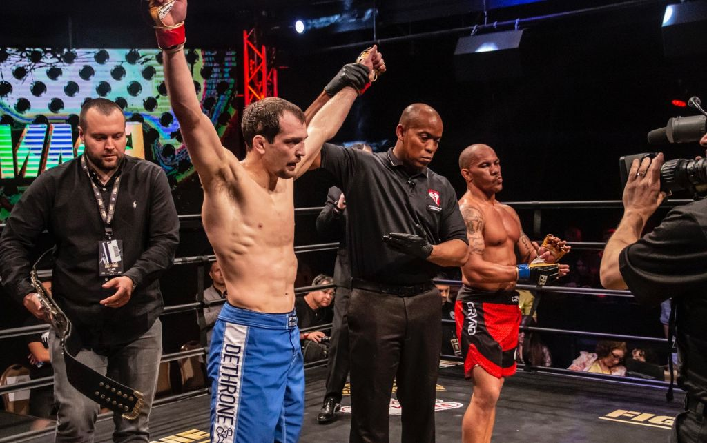 FFC 35 Highlight Reel: Vegas Prospects Rock The Fight Dome!
