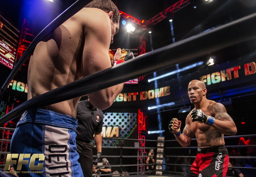 FFC 35 Highlights: Egli and Holt Battle For FFC Welterweight Title!