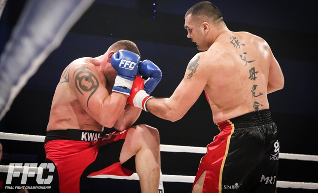 Kickboxing Legends Fight For Titles at FFC 31