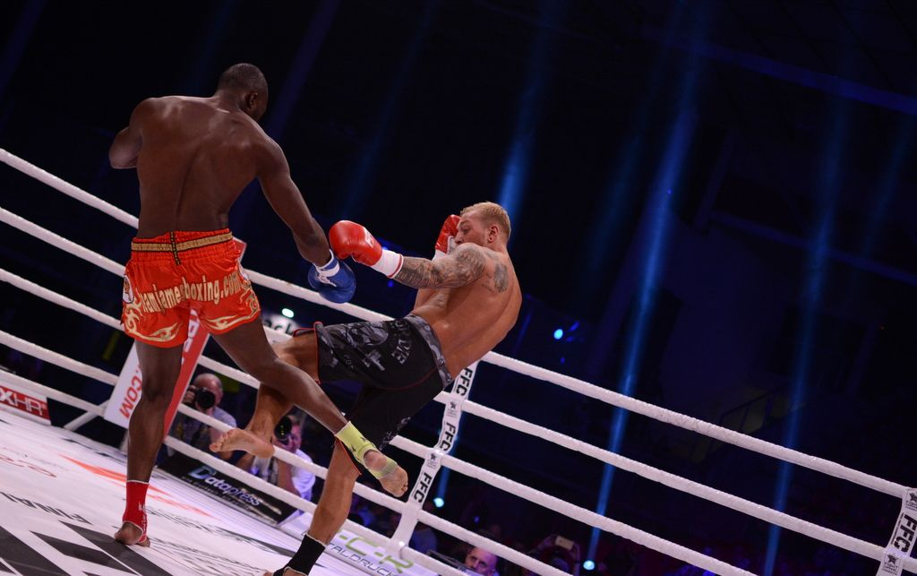 FFC 30 Linz warm-up: Take a peek at last years' FFC spectacle at TipsArena