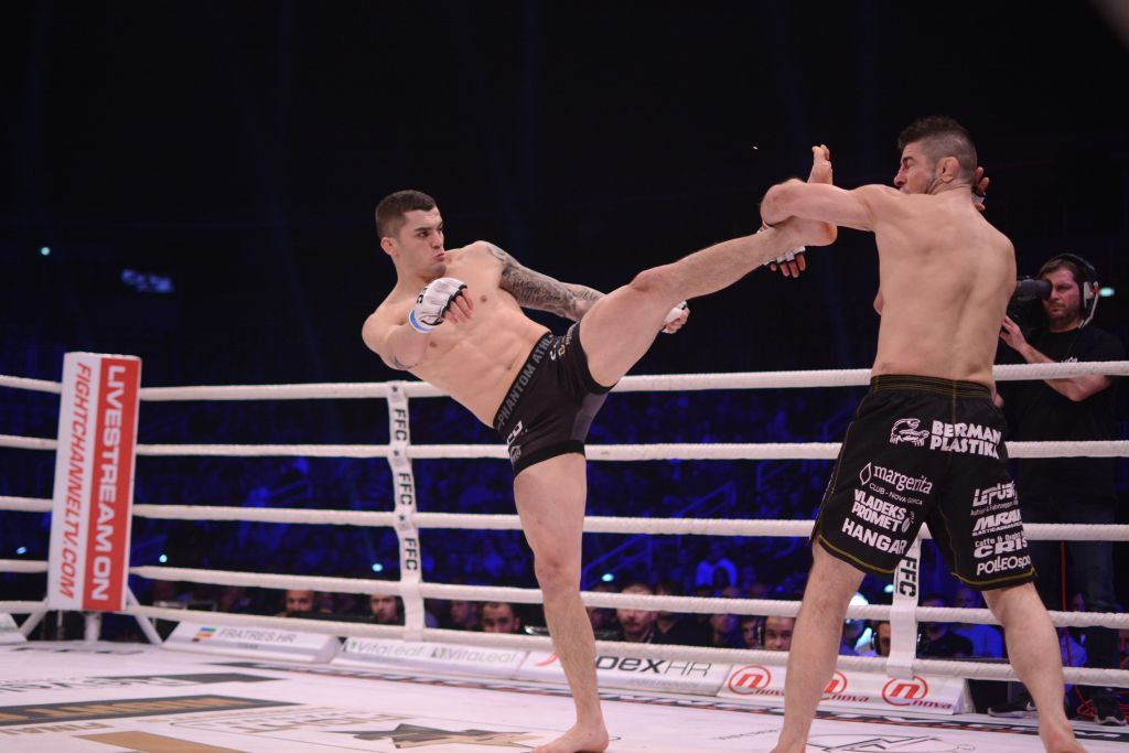 "Roberto Soldić: ""The only fighter I'm interested in is Luka Jelčić"""