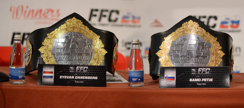 Watch today's pre-fight press conference and weigh-in live at 2 PM