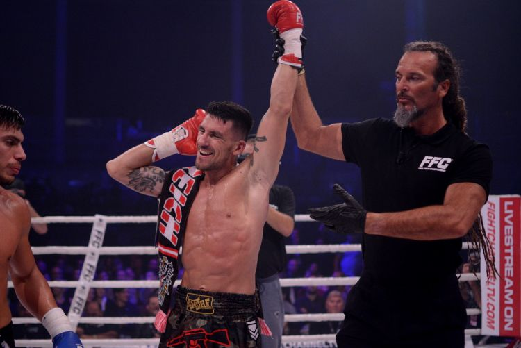 FFC 31 Free Fight: Shkodran Veseli vs. Dimitrios Chiotis