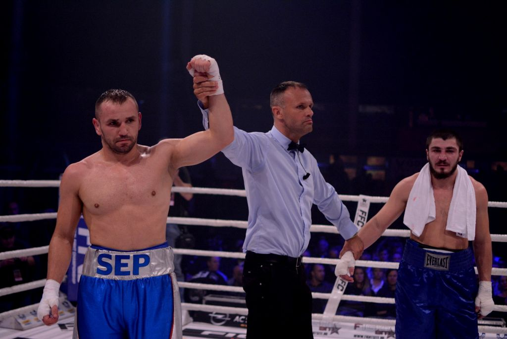 Hrvoje Sep: 'Thanks everybody! This was not easy!'