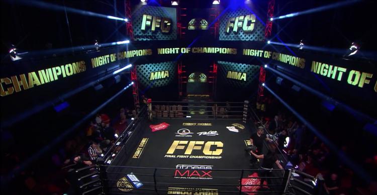 Heavyweight MMA Title Bout Headlines FFC 32