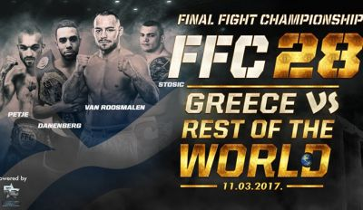 FFC releases official FFC 28 Athens promo video!