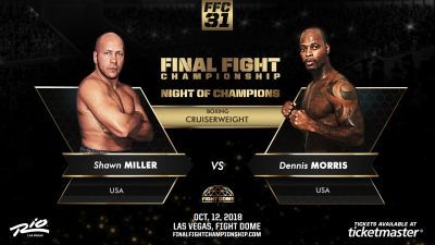 "Dennis Morris: ""My Goal Is To Win All My Fights."""