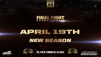 FFC is back for another exciting season!