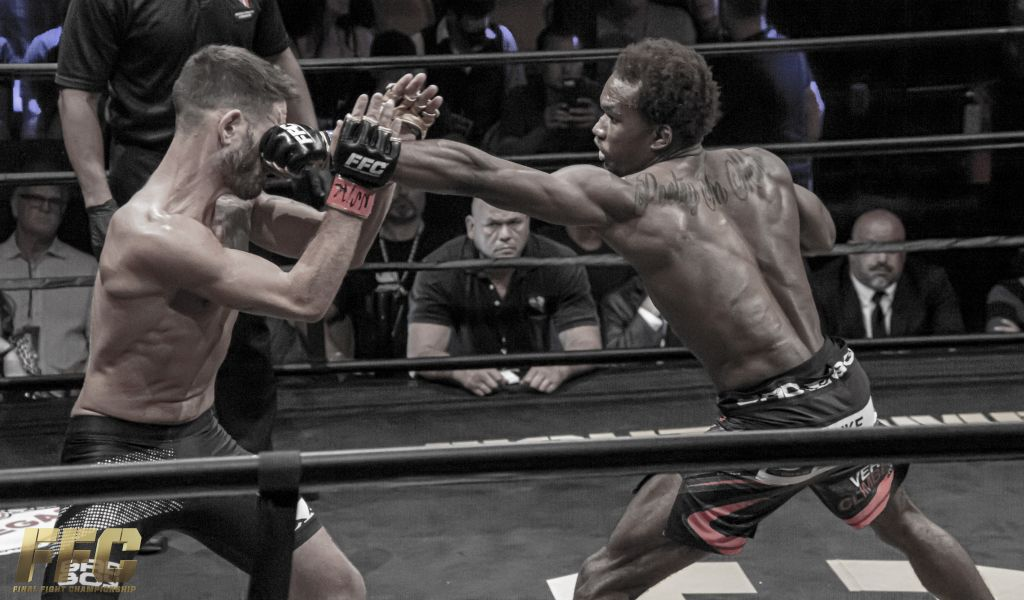 Emmers Victorious with First Round KO on FFC Debut!