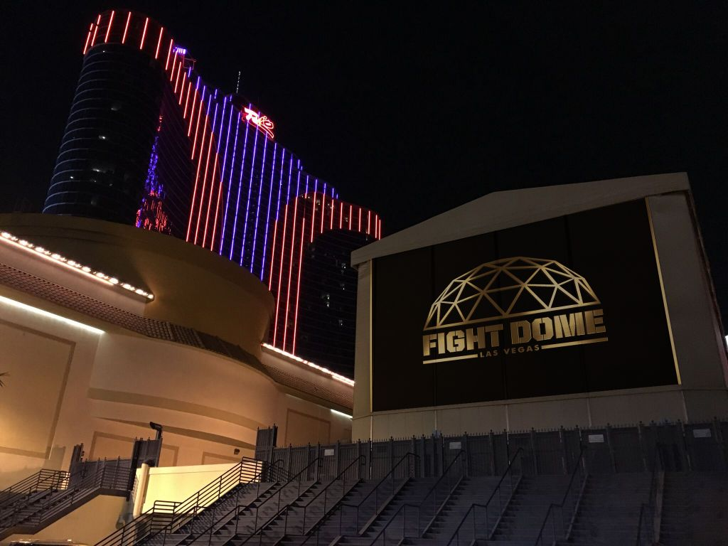 FFC Las Vegas debut officially announced for September 14!