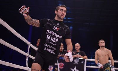"""Filip Pejić: """"Match with Račić is not my priority now. He had a lot of losses lately."""""""