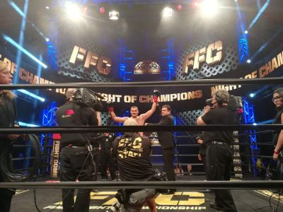 Explosive Fireworks In FFC 31 Night of Champions