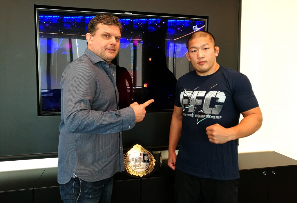 Satoshi Ishii signs with FFC, fights in FFC 30 MMA headliner!