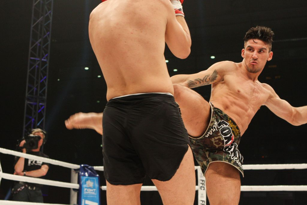 "Shkodran ""The Albanian Warrior"" Veseli is to return to the FFC ring"