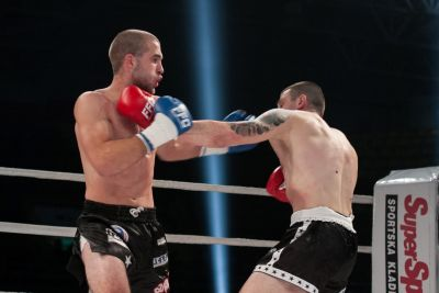 FFC 30 Free Fight: Teo Mikelić vs. Slobodan Kajmakoski
