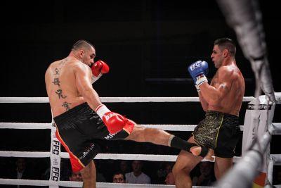 Undisputed FFC heavyweight champion Mladen 'The Scorpion Sting' Brestovac defends his belt at FFC 29!